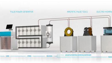 فرایند جوشکاری پالس مغناطیسی | MPW