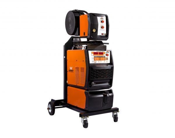 دستگاه جوشکاری میگ مگ و الکترود Hipower 3850 - 550 M.A