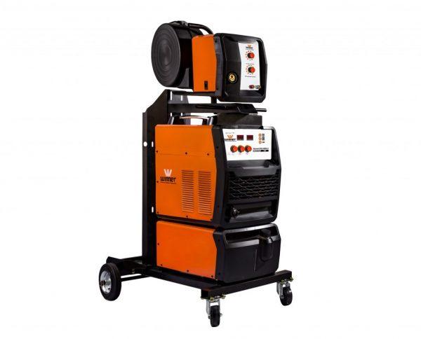 دستگاه جوشکاری میگ مگ و الکترود Hipower 2850 - 400 M.A