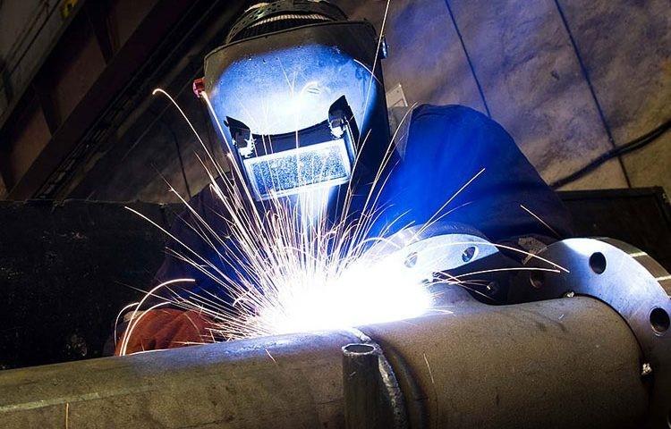 جوشکاری در صنعتی کشتی سازی 1