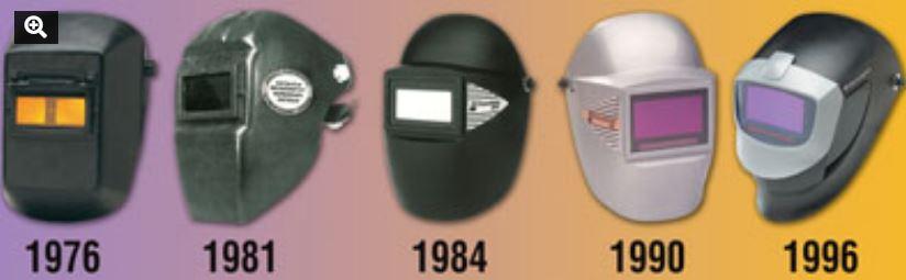 کلاه ماسک جوشکاری اتوماتیک | مزایای استفاده از کلاه اتوماتیک جوشکاری