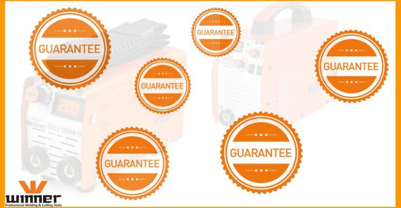 گارانتی نارنجی شرکت وینر
