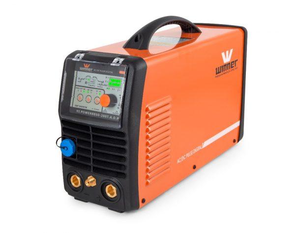 دستگاه جوشکاری HI POWER 8850 - 200 AC DC Puls