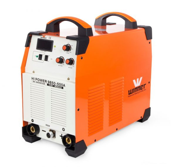 دستگاه جوشکاری HI POWER 9850 - 500 A